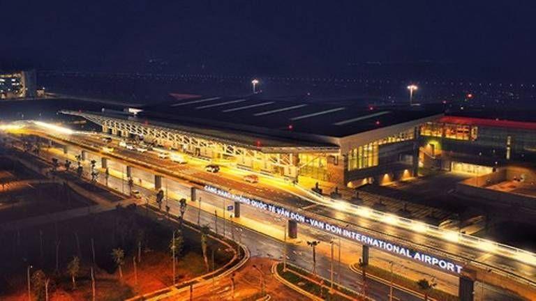 越南首座私营国际机场投运 距下龙湾仅50公里