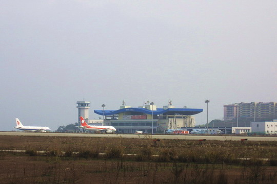 重庆市力推万州机场转让给重庆机场集团管理