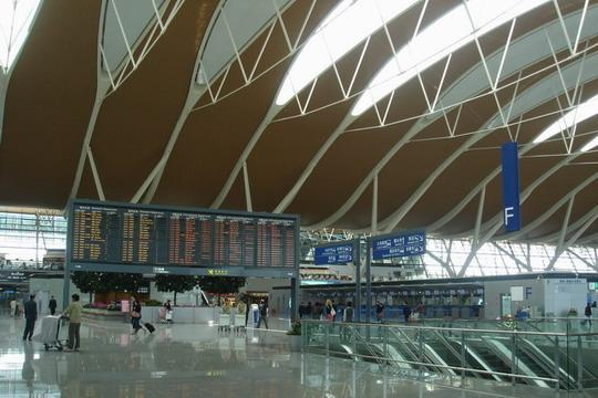 图片 南航浦东机场航班29日起将转场至二号航
