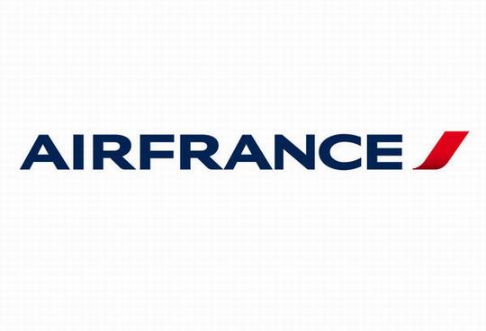 法国航空公司设计新标识 强调国际品牌形象