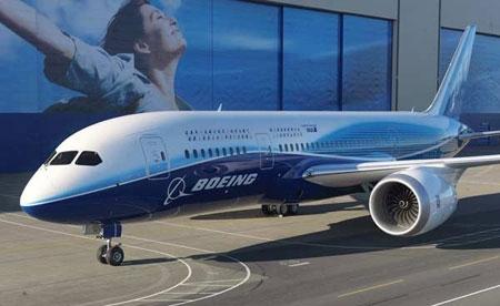 波音787飞机预计将于12月14日首飞 提早8天