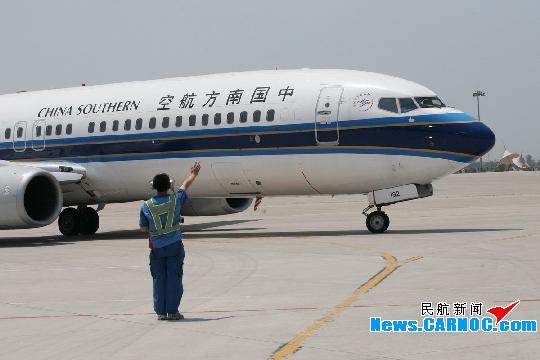 青岛国际机场逆风飞扬阔步跨入大型空港行列