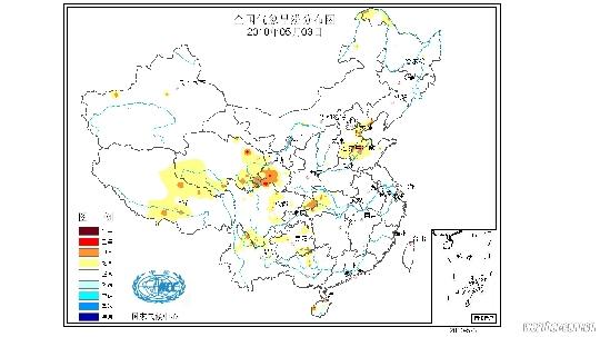 云南东南部,广西西北部