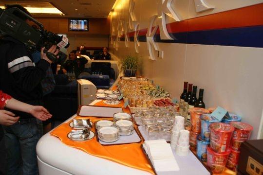 东航山东分公司青岛机场贵宾室18日正式启用