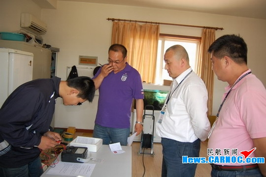 助航灯光电工职业技能鉴定青岛考点考试结束