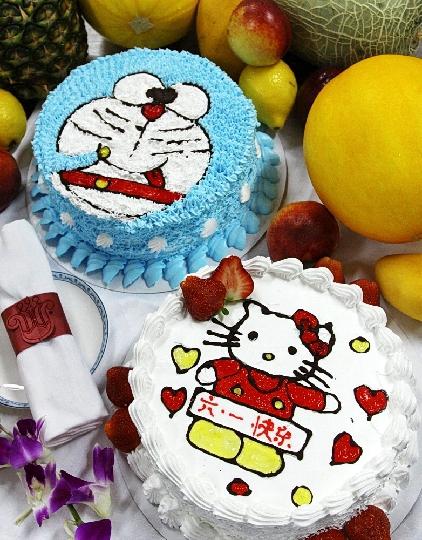 六一儿童节经典蛋糕