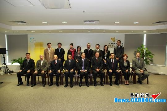 夏兴华副局长亲临澳门国际机场股份公司指导