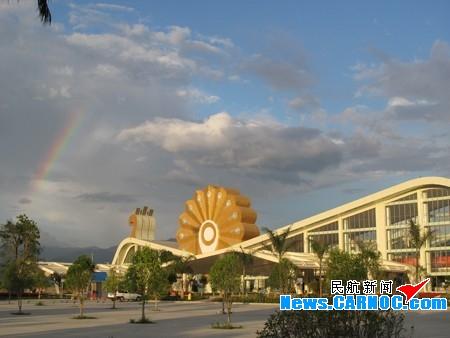 德宏芒市机场喜创佳绩 平稳实现安全生产年