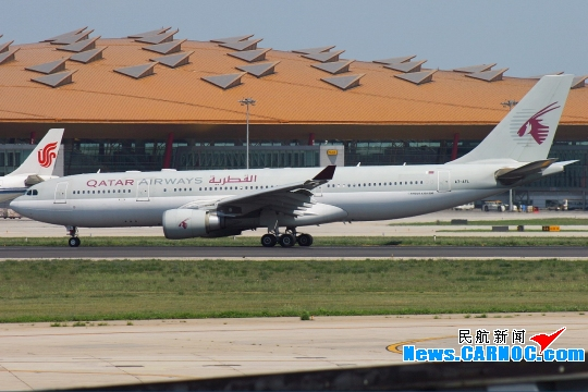 卡塔尔航空将开飞杭州 中国二线城市受青睐