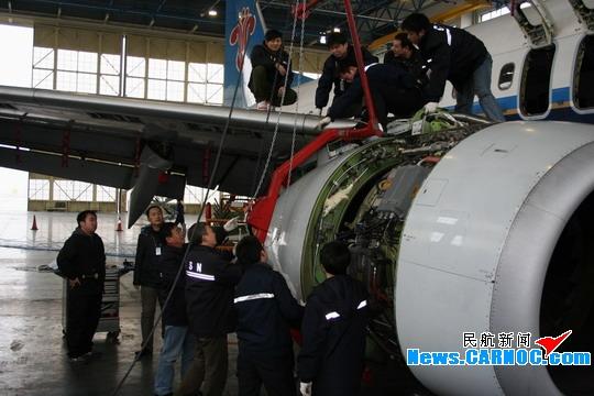 波音737NG飞机自动油门电门组件介绍和故障浅析