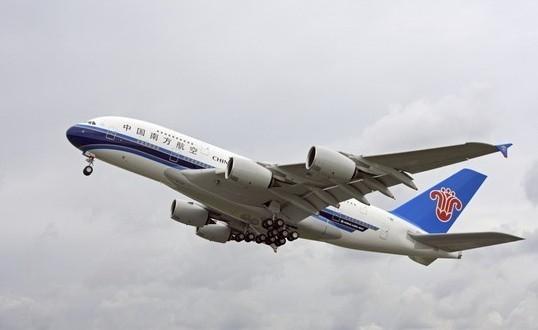 中国 a380/图:南航A380,飞翔从此大不同!