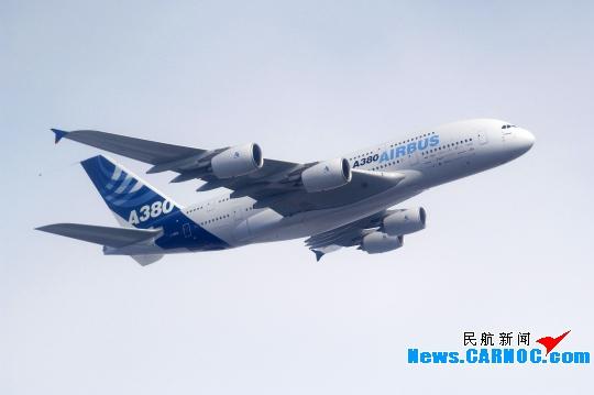 图片【高清图片】:空客a380