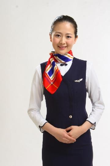 东航空姐图片|东航空姐收入,东航空姐工资