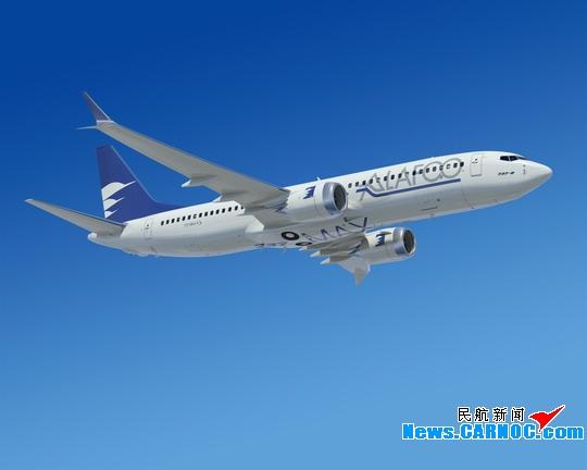 图片 科威特alafco飞机租赁承诺购买20架737 m