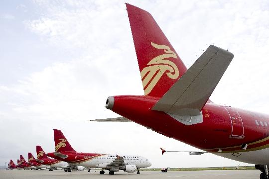 深圳航空深圳西安航线9月3日起增至每天5班