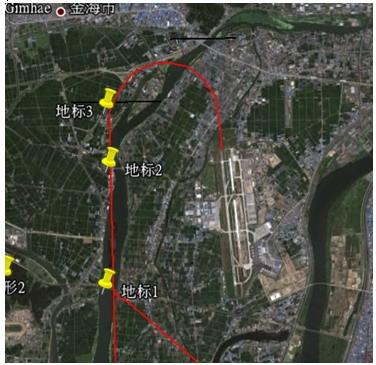 韩国釜山金海国际机场目视盘旋进近方法研究