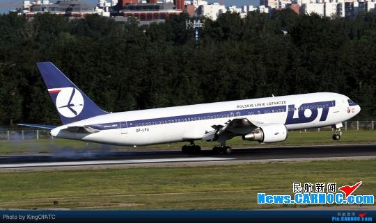 波兰航空淘汰波音737、767飞机 寄望787机型