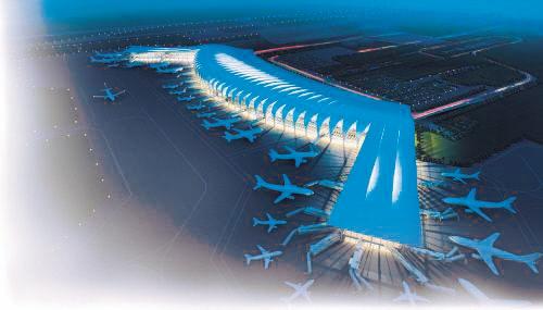 桃仙机场T3预计明年6月底投用 T1、T2或关闭
