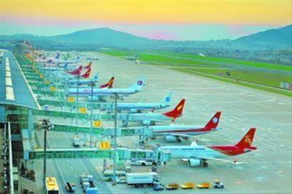 大连机场努力建设一流空港