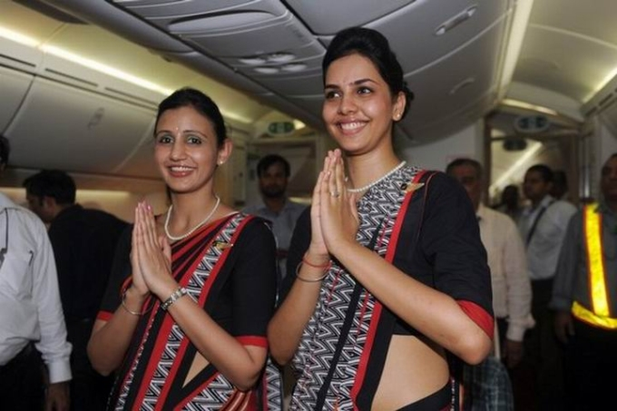 Airasia Air Hostess Air Hostess of Air India