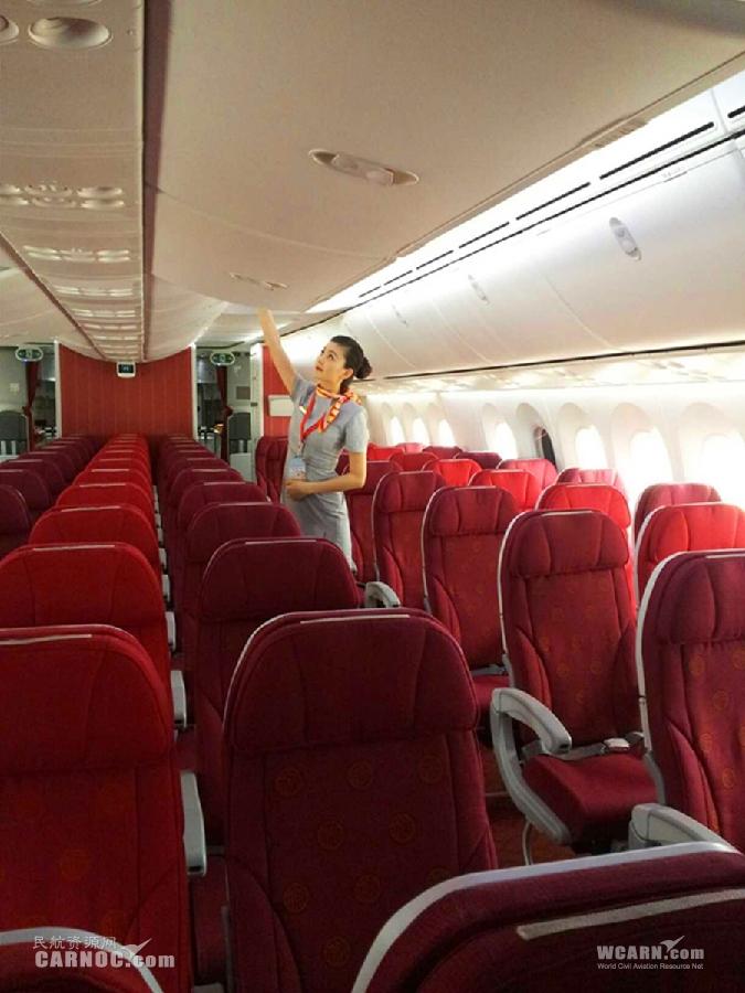 飞机经济舱饭 飞机内部图片经济舱 飞机经济舱