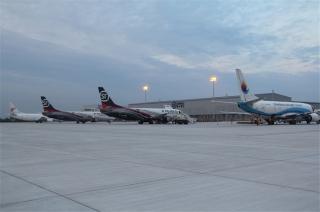 南通机场与顺丰速运合作开通第四条货运航线