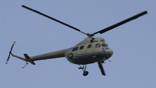 俄一架直升机在远东地区坠毁 造成3人死亡