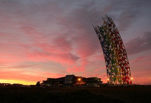 冰岛机场欲打造全球中转枢纽 细节是王道
