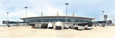 北戴河机场基建全面完工 等待试飞验收
