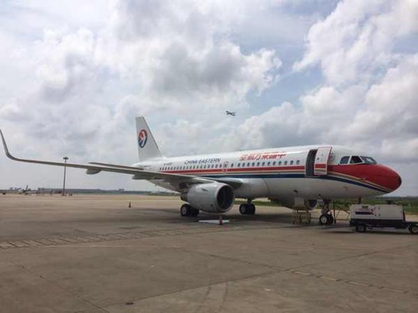 东航引进首架安装HUD的空客A319飞机