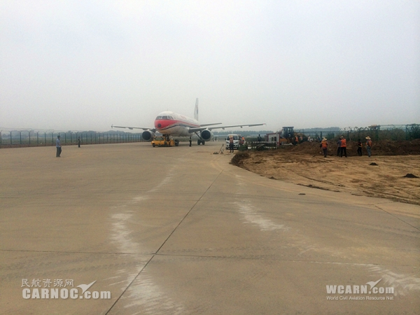 青岛流亭机场扩建 东航山东扎实做好安全工作