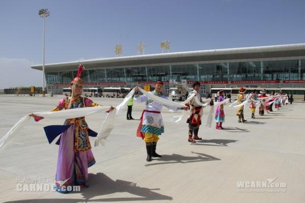 德令哈机场圆满完成海西州60周年州庆保障工作