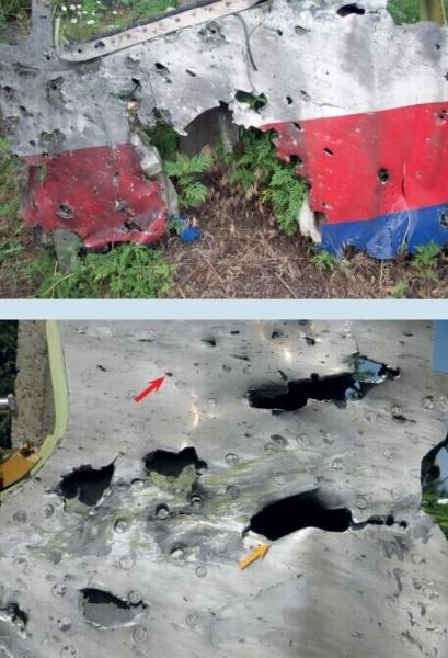 MH17空难初步报告出炉 与地面最后对话曝光