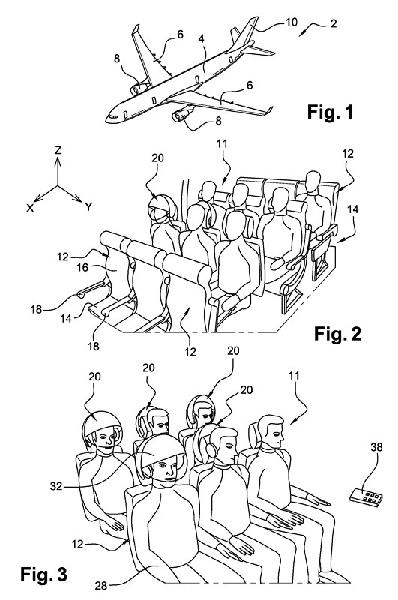 空客新专利:精神控制头盔提高飞行体验