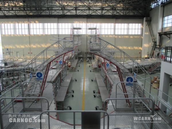 修复处膜过程图-目前已经获得A320飞机2C检维修能力,将陆续获得A320、B   大修能