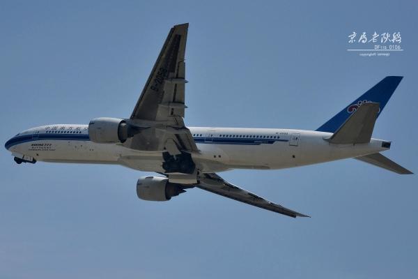 南航4架波音777-200er飞机年底将全部退役图片
