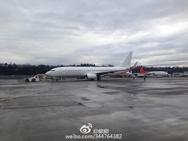 九元航空第三架飞机预计2月初抵穗