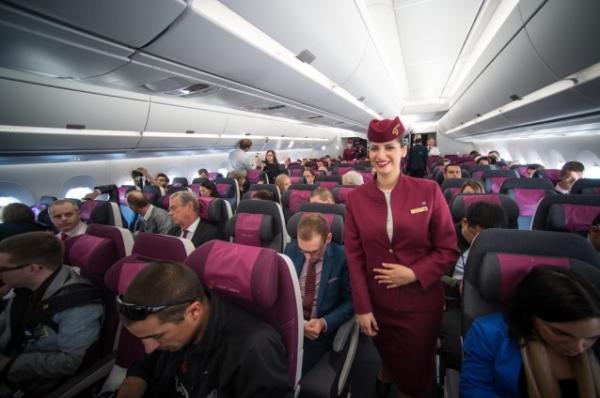 单身才能做空姐? 卡塔尔航空称并无此规定