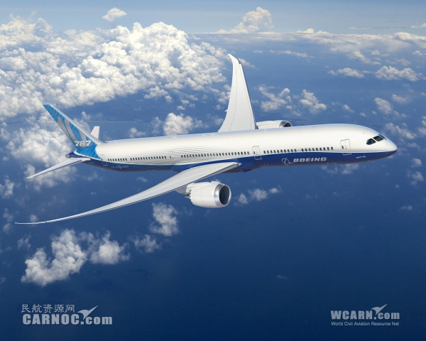 波音787助力中国二三线城市积极拓展国际航线
