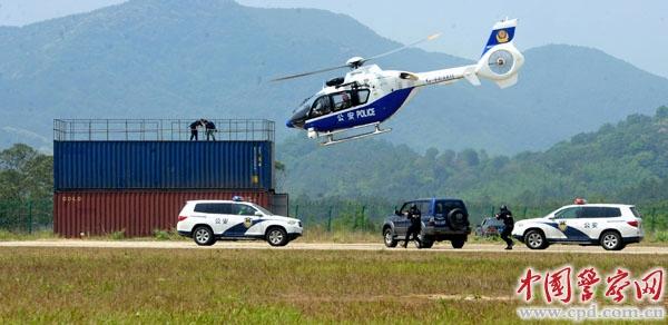 我国已有25支警航队 配备直升机45架