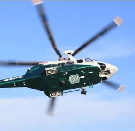 智利接收AW139用于警方任务正式进入运营