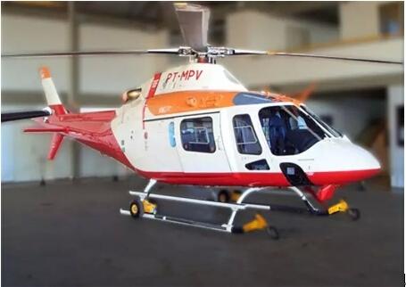 巴西Aeromot公司收付第二架AW119Kx