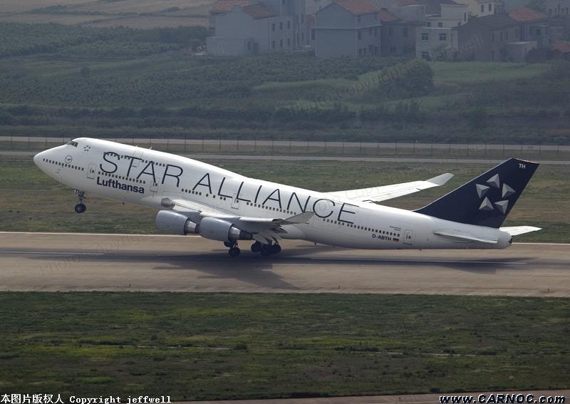 Re:[原创]星星的起飞 BOEING 747-400 G-abth