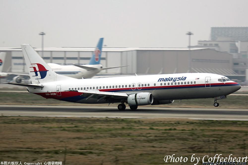 [原创]庆祝新坛子开张 BOEING 737-400 9M-MQB