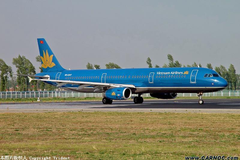 [原创]越南妹 AIRBUS A321-200 VN-A347