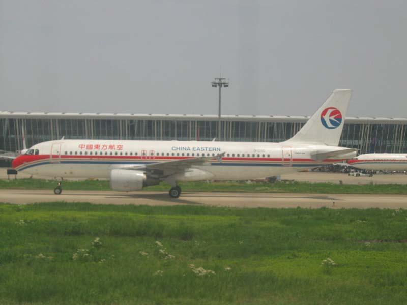 [原创]5.1回成都游记    中国上海浦东机场