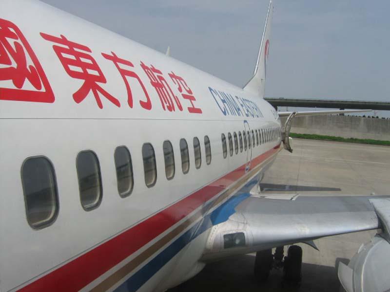 Re:[原创]5.1回成都游记 BOEING 737-300   中国上海浦东机场
