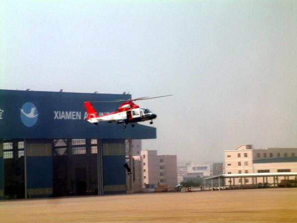 [原创]福州-厦门-昆明(包括昆明-中甸)途中所拍    中国厦门机场