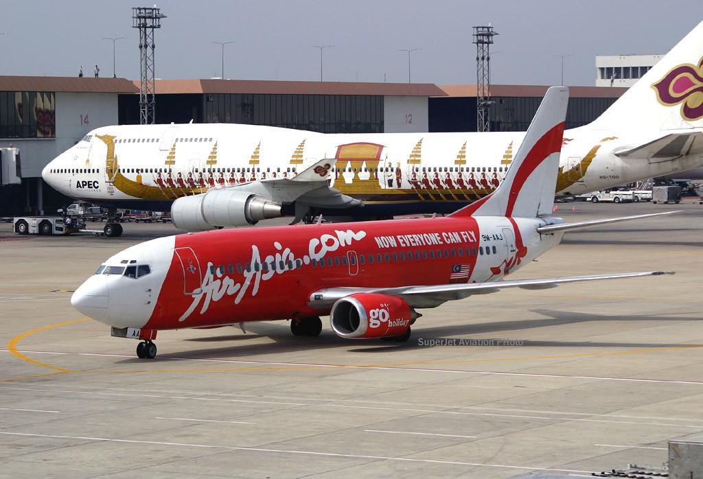 Re:[原创]亞洲航空的八架彩繪機 BOEING 737-300 9M-AAJ