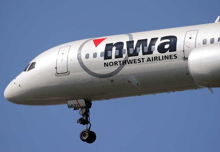 [原创]757的大头 BOEING 757-200
